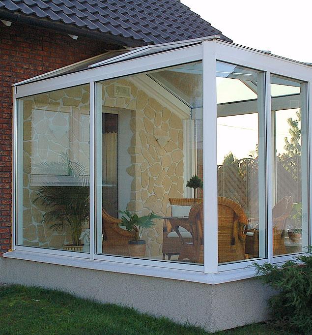 winterg rten aus aluminium. Black Bedroom Furniture Sets. Home Design Ideas
